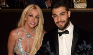 #Britney_Spears #Sam_Asghari