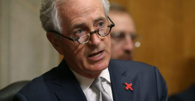 Bob Corker: Republicans to stop Trump's post-election claims
