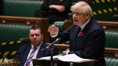 #Tory #MPs #warn #Boris_Johnson they could vote against new #coronavirus_measures