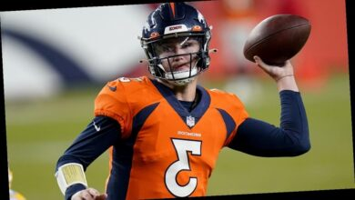 #Denver_Broncos #QBs all declared #ineligible for Sunday; receiver reportedly may start