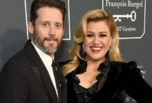 #Kelly_Clarkson hints at #possible #reason for her #divorce from Brandon Blackstock