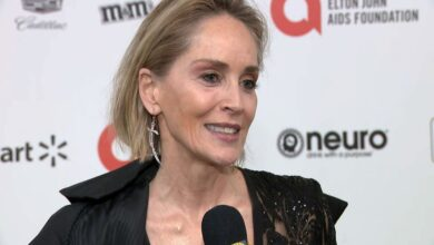 #Sharon_Stone says she's #'astounded' to still #model at 62