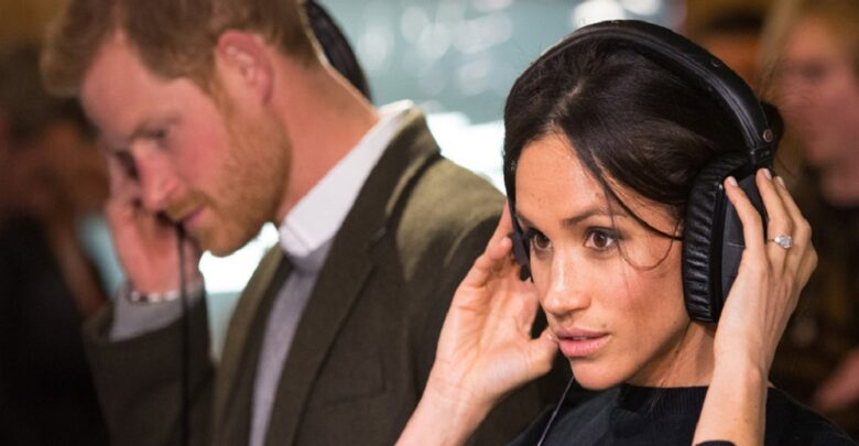 #Harry and #Meghan say '#love_wins' in first #podcast from #Spotify_deal
