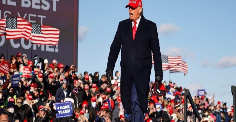 Trump plans to run for president in 2024