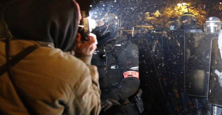 The French government has dropped a controversial security bill that would have curbed the right to film police officers in action after growing opposition and mass protests against it.