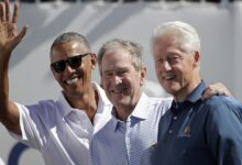 #Former_Presidents #Obama, #Bush and #Clinton #volunteer to get #coronavirus_vaccine publicly to prove it's #safe