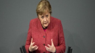 There is still the #chance of a #Brexit_deal, #Merkel says