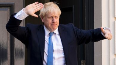 Boris Johnson vows to focus on levelling up country after Brexit deal