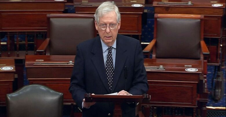 #McConnell #blocks effort to quickly #increase direct #stimulus_payments