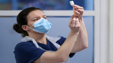 #Covid in #Scotland: #Blue_envelope plan for #vaccine_dates is #delayed