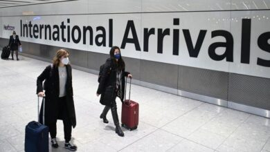 #Covid: #UK to #close all #travel_corridors from Monday
