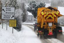 #Snow: #Severe_weather_warnings in #place_across_UK