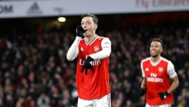 #Mesut_Ozil joins #Fenerbahce from #Arsenal as he vows to be a #Gunner for life'
