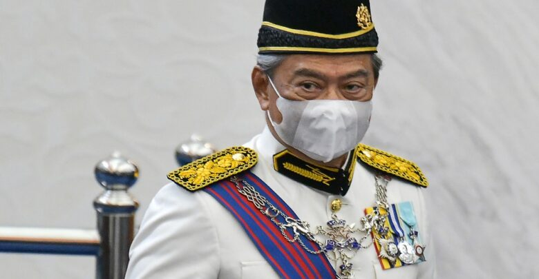 #Malaysia's_king declares state of emergency to #curb spread of#Covid-19