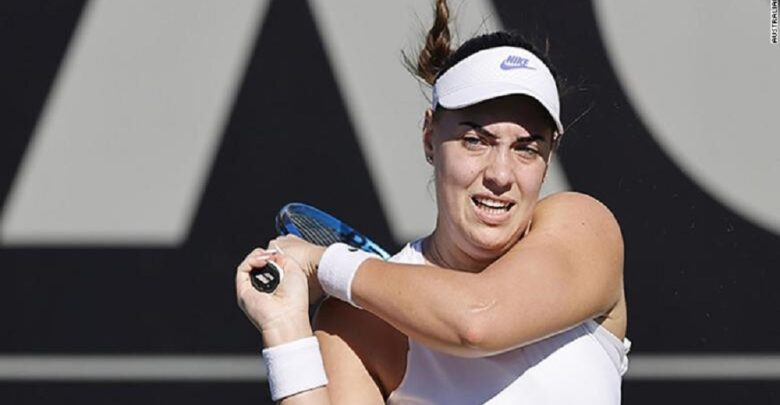 After difficult #injury run, Ana #Konjuh closes in on grand_slam return with battling_Australian_Open qualifying win