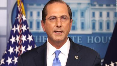 #HHS_Secretary #Alex_Azar #complains of #tarnished_legacy in #resignation_letter to #Trump