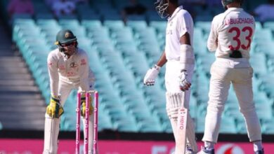 #Australia let themselves down in search of #victory over #India