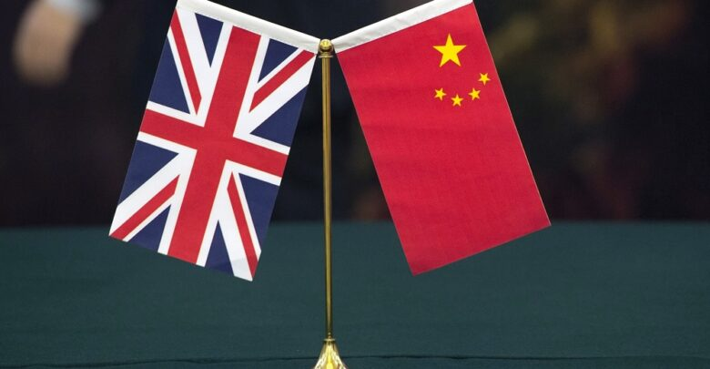 Senior Conservatives ask for reset in relations with China