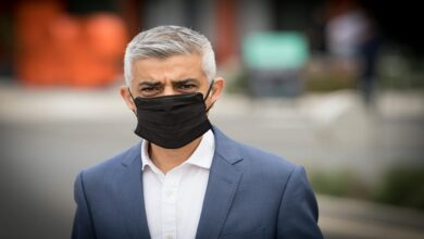 London Mayor Sadiq Khan declares a major incident