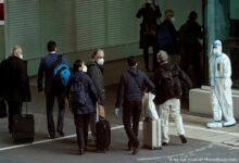 #Covid: #WHO_team probing #origin_of_virus arrives in #China