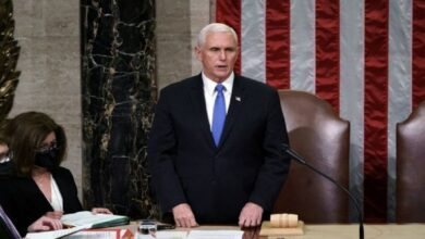 #Mike_Pence #opposes using #25th_Amendment to #remove_Trump from #office, reports say