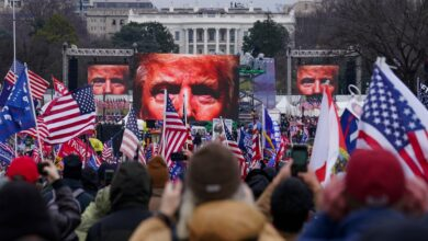 AP analysis: most of of Capitol rioters were longtime Trump supporters