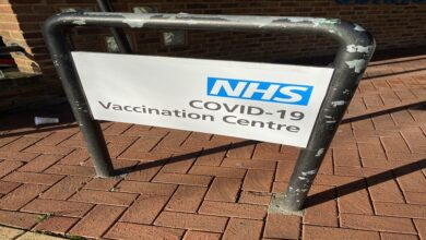 Covid-19 vaccination centres will open in UK
