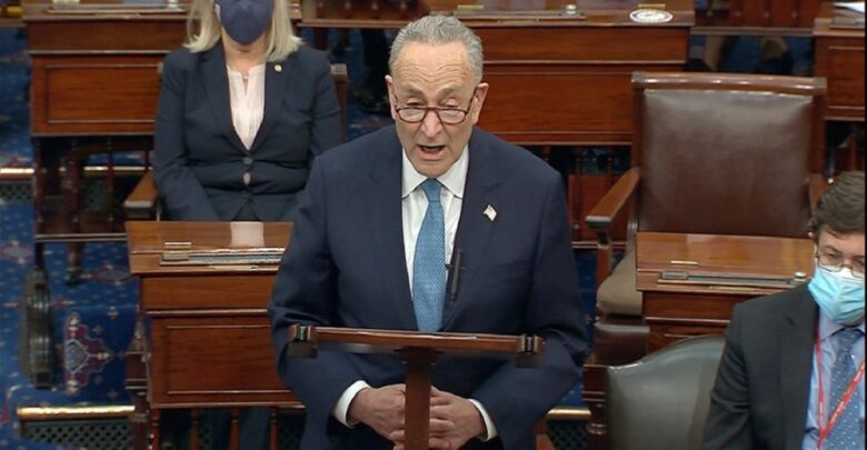#Schumer calls for #speedy #confirmation of Biden Cabinet picks