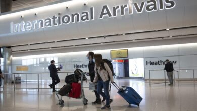 #Hotel_quarantine for #UK #arrivals to be discussed
