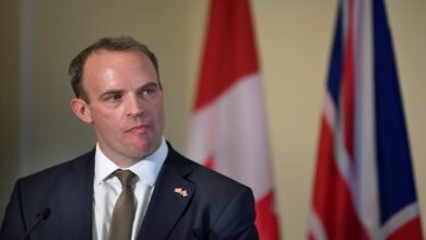 #UK must not do #trade_deals with #rights_abusers, foreign minister says