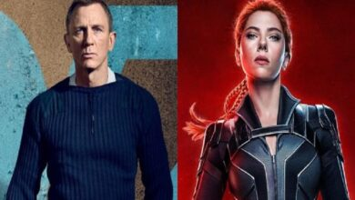 #Theaters look to #Bond and #Black_Widow to spark #2021_moviegoing