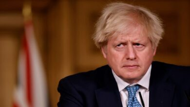 #Trump was '#completely_wrong' to #encourage #supporters to #storm #Capitol, #Boris_Johnson says