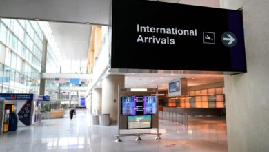 U.S. will require negative Covid tests for international air passengers