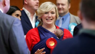 #Labour_MP #Stella_Creasy claims she was told to not to stand for #roles after becoming a #mother