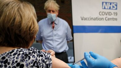 #Britain #targets_24/7 #COVID-19_vaccine_rollout