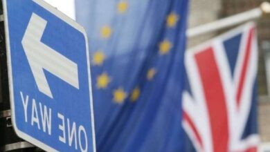 #UK and #EU in row over bloc's #diplomatic_status