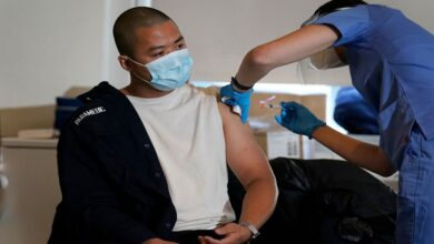 Mass vaccination sites open in New York City