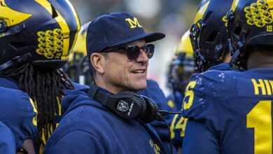 'Work to be done': #Harbaugh has new, #5-year_deal at_Michigan