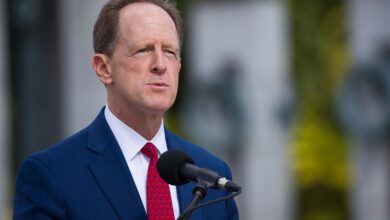 Pat Toomey: Trump committed impeachable offenses