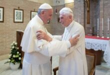 #Pope_Francis and #former_Pope_Benedict get #first_dose of #Covid-19_vaccine