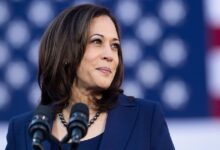 #Kamala_Harris makes #history as #first_female_Vice_President of #United_States