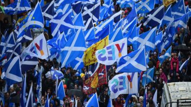Nationalists in Scotland plan for another independence referendum
