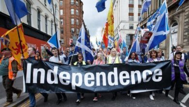 #Scottish_Tories would boycott #unofficial #independence referendum