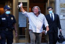 Trump pardons more than 100 people, including Bannon in final acts of clemency