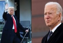 "#Biden says #Trump left him ""#very_generous""# letter"