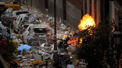 3 #dead, several #injured in #Madrid as #explosion rocks #Spanish_capital