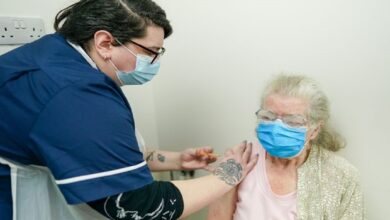 #Over-70s can #contact #NHS for #vaccine in #England