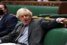 #Boris_Johnson faces #showdown with #Tory rebels as peers inflict third defeat over '#genocide_amendment'