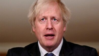 #Johnson: #US_democracy strong after #Trump_impeachment 'kerfuffle'