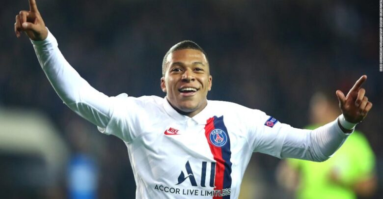 #Kylian_Mbappe scores a devastating #hat_trick as #PSG thrashes #Barcelona in the #Champions_League